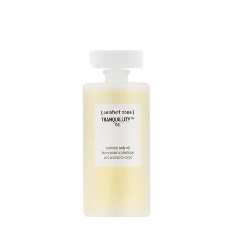 Comfort Zone Tranquillity Oil 200ml - olio corpo aromatico rilassante