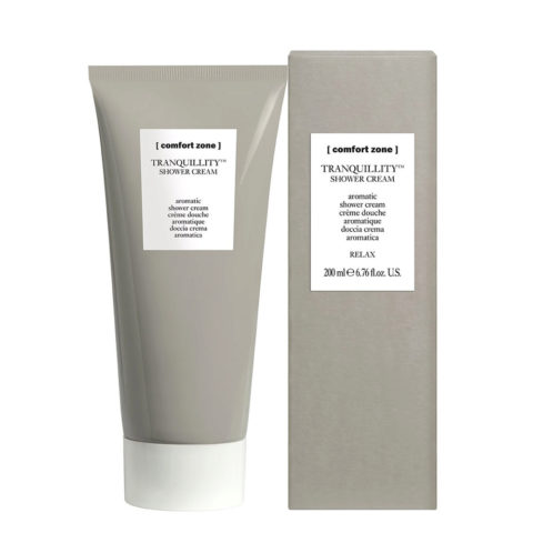 Comfort Zone Tranquillity Shower Cream 200ml - bagnoschiuma profumato