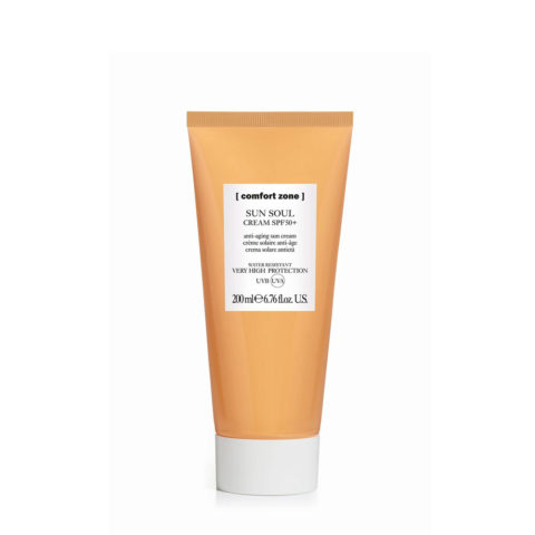 Comfort Zone Sun Soul Cream SPF 50+  200ml