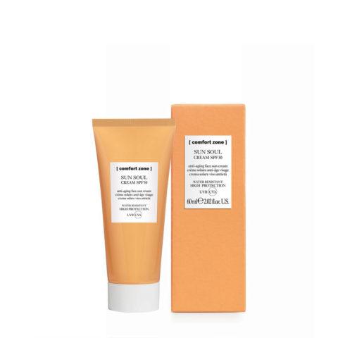 Comfort Zone Sun Soul Cream SPF 30  60ml - crema protezione solare viso