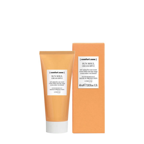 Comfort Zone Sun Soul Cream SPF 15 60ml