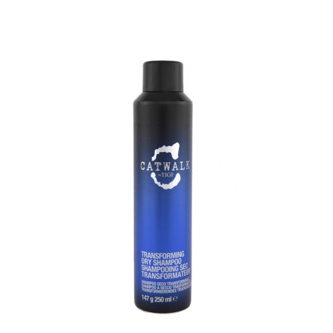 Tigi Catwalk Transforming Dry Shampoo 250ml - shampoo a secco