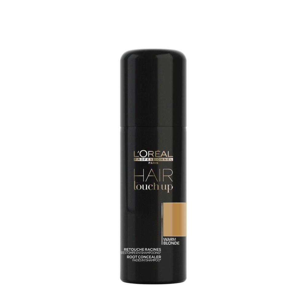 L'Oreal Hair Touch Up Warm blonde 75ml - ritocco radice biondo dorato