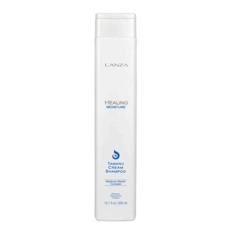 L' Anza Healing Moisture Tamanu Cream Shampoo 300ml - shampoo idratante