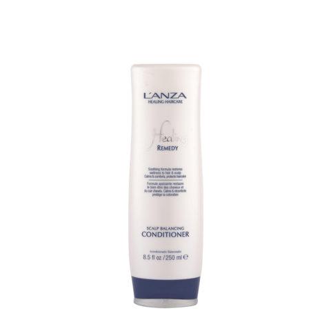L' Anza Healing Remedy Scalp Balancing Conditioner 250ml - balsamo purificante antiforfora