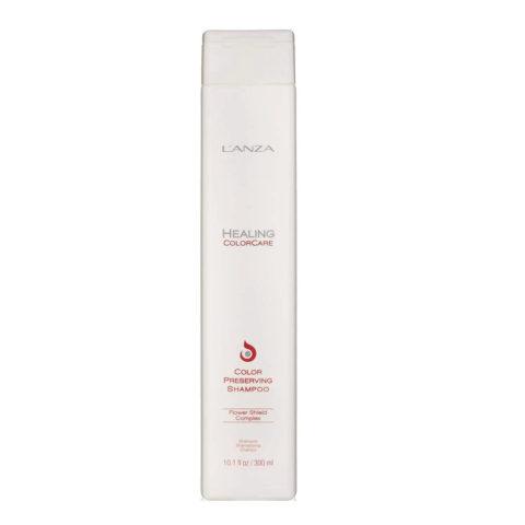 L' Anza Healing Colorcare Color-Preserving Shampoo 300ml