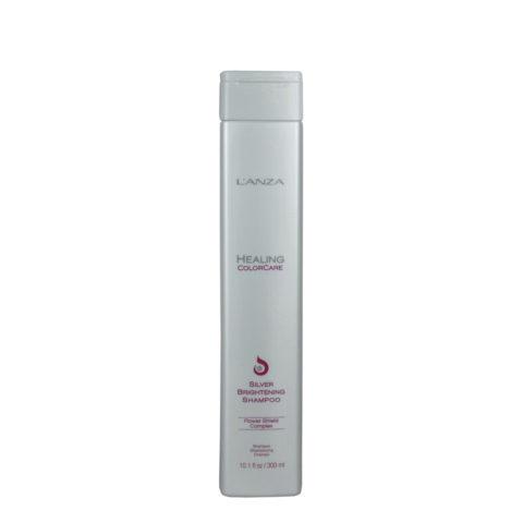L' Anza Healing Colorcare Silver Brightening Shampoo 300ml - shampoo antigiallo