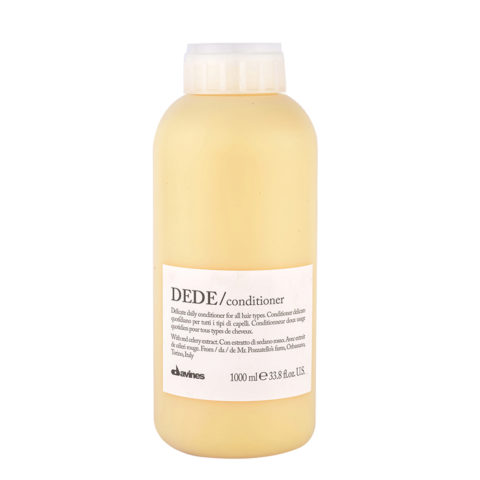 Davines Essential hair care Dede Conditioner 1000ml - balsamo quotidiano