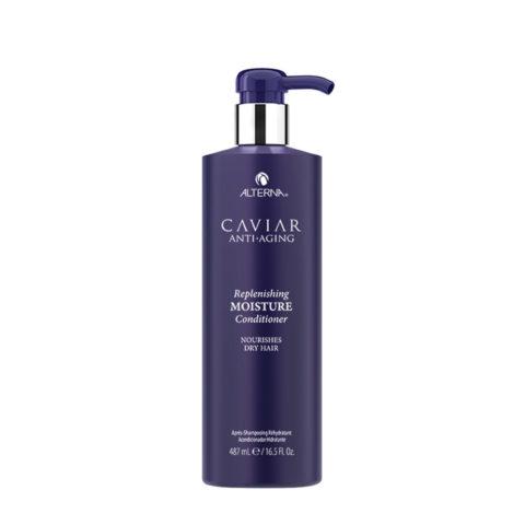 Alterna Caviar Moisture Intense Oil Creme  Pre-Shampoo Treatment 487ml - capelli secchi e grossi