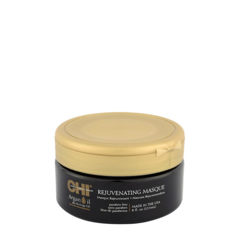 CHI Argan Oil plus Moringa Oil Rejuvenating Masque 237ml - maschera idratante e nutriente