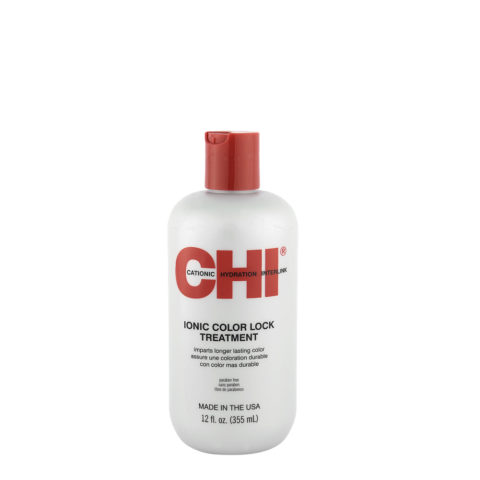 CHI Infra Ionic Color Lock Treatment 355ml - prolunga la durata del colore