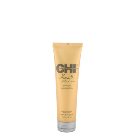 CHI Keratin Styling Cream 133ml - crema leggera