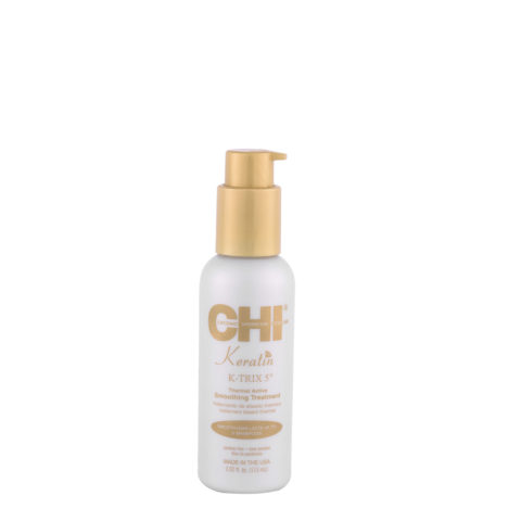 CHI Keratin K-Trix 5 Smoothing Treatment 115ml - Trattamento lisciante