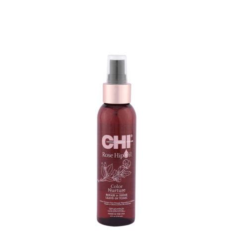 CHI Rose Hip Oil Repair&Shine Leave In Tonic 118ml - tonico senza risciacquo