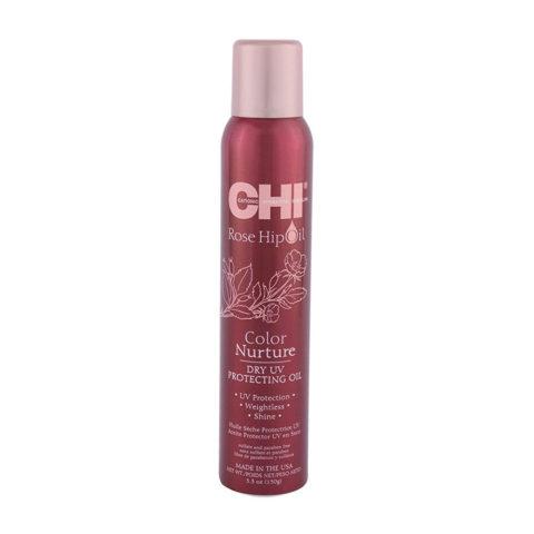 CHI Rose Hip Oil Dry UV Protecting Oil 150gr - olio secco protezione UV