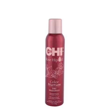 CHI Rose Hip Oil Dry Shampoo 198gr - shampoo secco