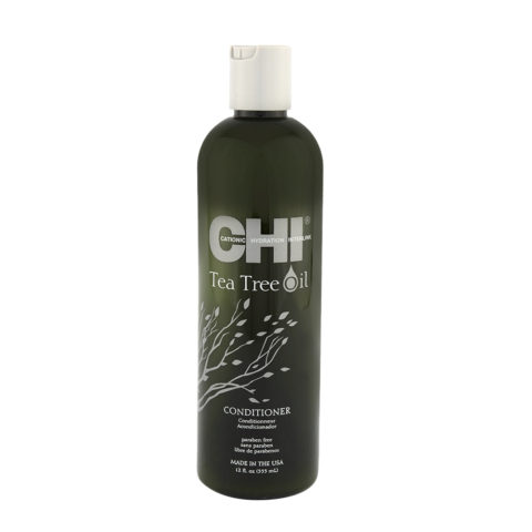 CHI Tea Tree Oil Conditioner 355ml - balsamo energizzante