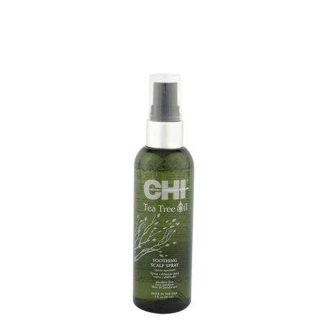 CHI Tea Tree Oil Soothing Scalp Spray 89ml - spray calmante per il cuoio capelluto