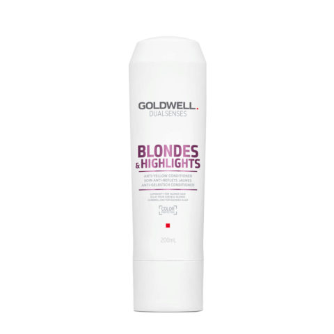 Goldwell Dualsenses blond & highlights Anti-Yellow Conditioner 200ml - Balsamo Antigiallo