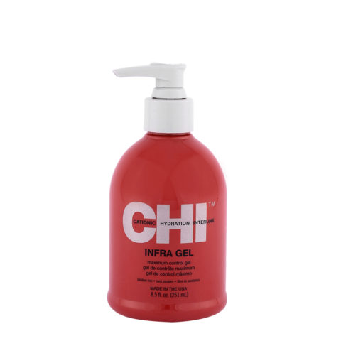 CHI Styling and Finish Infra Gel 251ml - gel tenuta forte