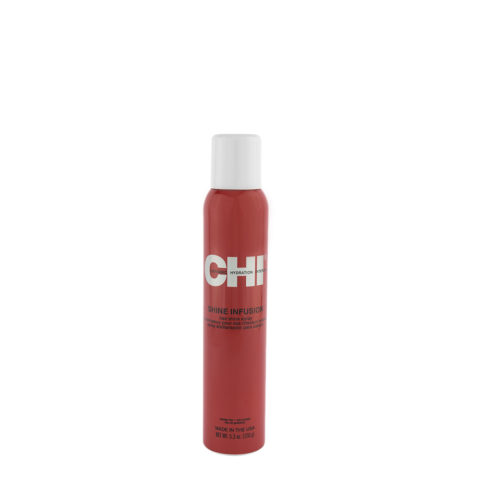 CHI Styling and Finish Shine Infusion Spray 150gr - spray lucidante