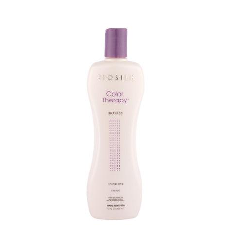 Biosilk Color Therapy Shampoo 355ml - protezione per i capelli colorati