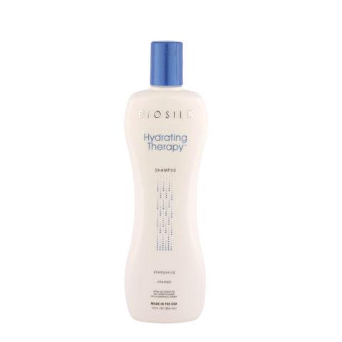 Biosilk Hydrating Therapy Shampoo 355ml - shampoo idratante