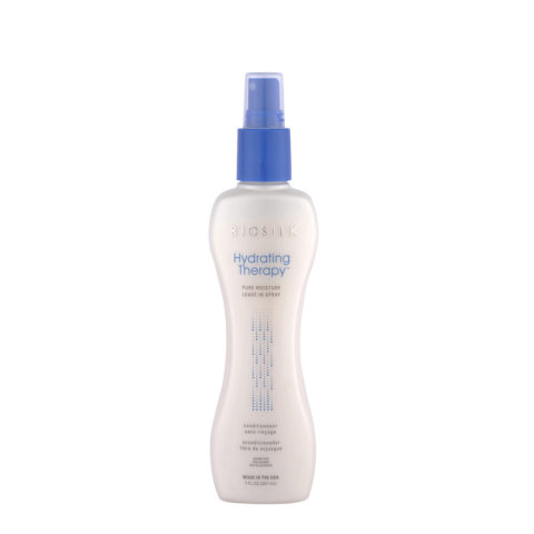 Biosilk Hydrating Therapy Pure Moisture Leave In spray 207ml - spray idratante senza risciacquo