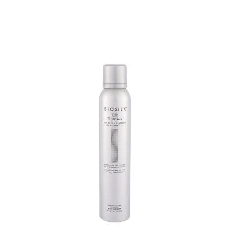 Biosilk Silk Therapy Dry Clean Shampoo 150gr - shampoo secco per tutti i capelli