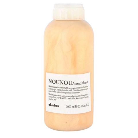Davines Essential hair care Nounou Conditioner 1000ml - balsamo nutriente