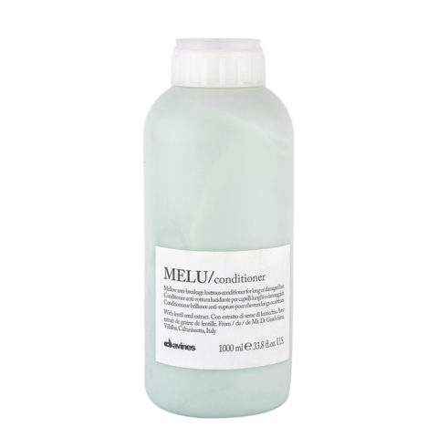 Davines Essential hair care Melu Conditioner 1000ml - balsamo antirottura e lucidante