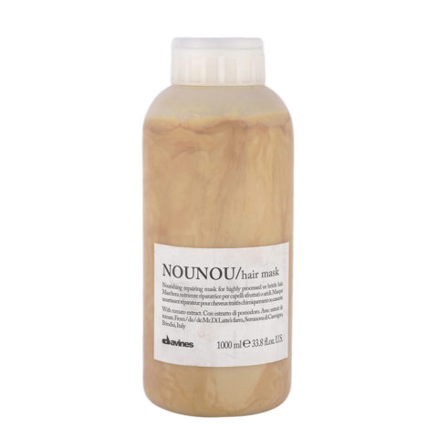 Davines Essential hair care Nounou Hair Mask 1000ml - Maschera nutriente e riparatrice