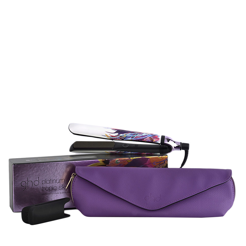 GHD Wanderlust Collection Platinum Tropic Sky Styler Limited Ed.