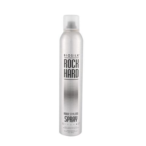 Biosilk Rock Hard Styling Spray 284gr