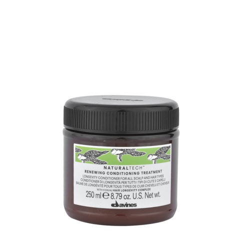 Davines Naturaltech Renewing Conditioning Treatment 250ml - balsamo di longevità
