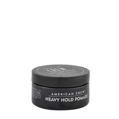 American Crew Style Heavy Hold Pomade 85gr - cera brillante