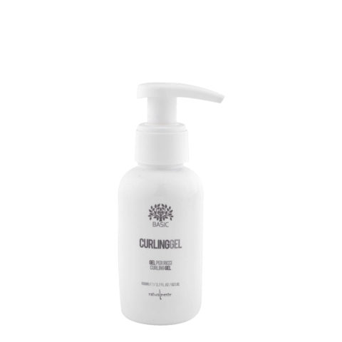 Naturalmente Basic Curling Gel 100ml - gel per ricci