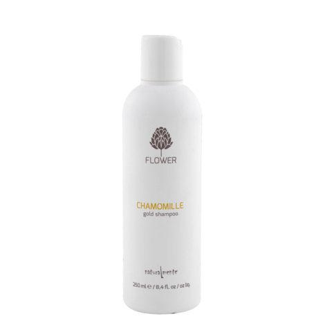Naturalmente Flower Shampoo Chamomile 250ml - shampoo alla camomilla