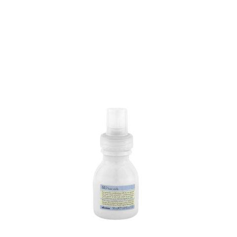 Davines SU Milk 50ml - Latte protettivo solare