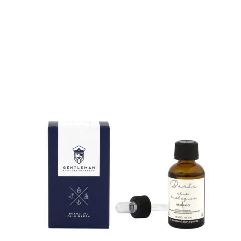 Naturalmente Gentleman Olio da Barba 30ml