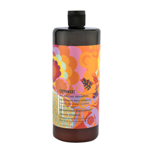 amika: Treatment Balancing Shampoo 1000ml - shampoo riequilibrante