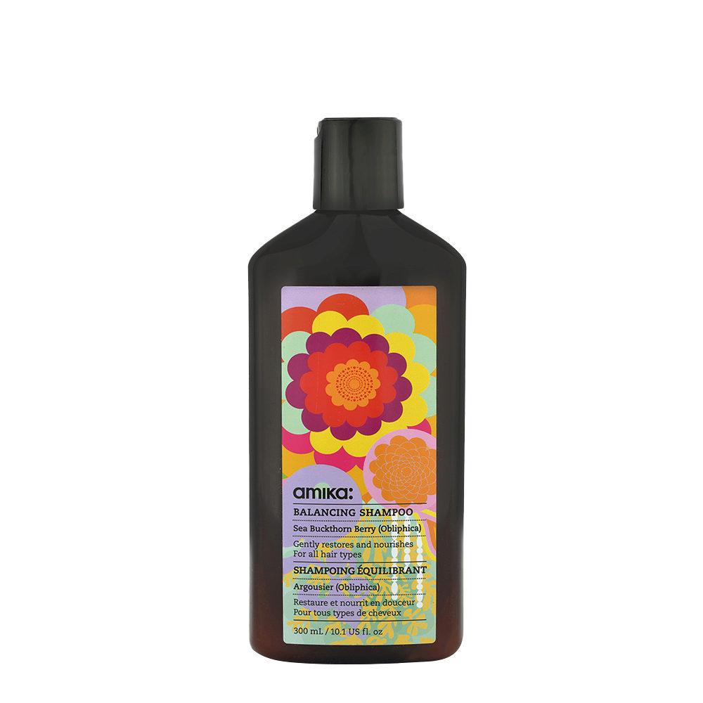 amika: Treatment Balancing Shampoo 300ml - shampoo riequilibrante