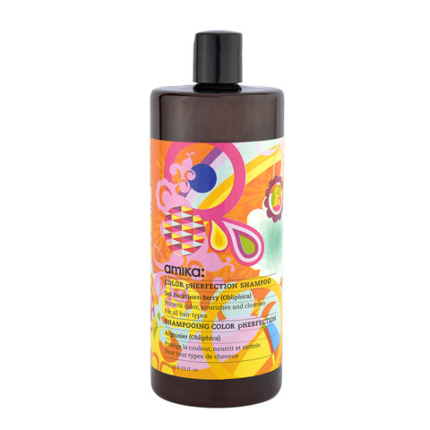 amika: Treatment Color Pherfection Shampoo 1000ml - shampoo delicato per capelli colorati
