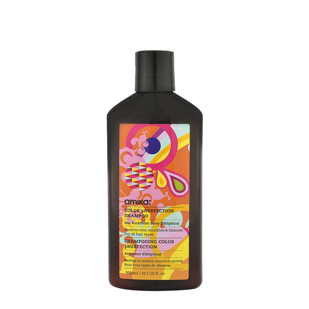 amika: Treatment Color Pherfection Shampoo 300ml - shampoo delicato per capelli colorati