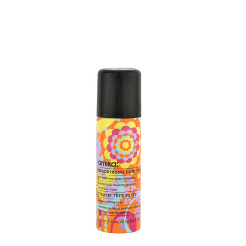 amika: Styling Headstrong Hairspray 48,7ml - lacca forte
