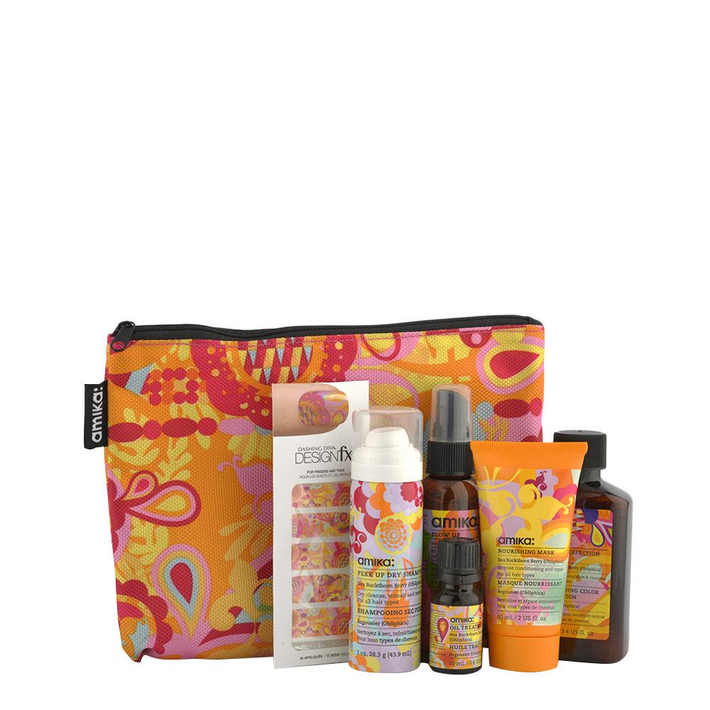 amika: Beauty Junkie Bag - borsa da viaggio