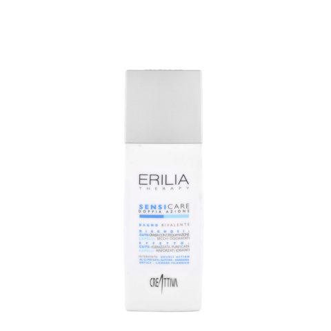 Erilia Sensicare Doppia Azione Bagno Bivalente 250ml - shampoo cute grassa e capelli secchi
