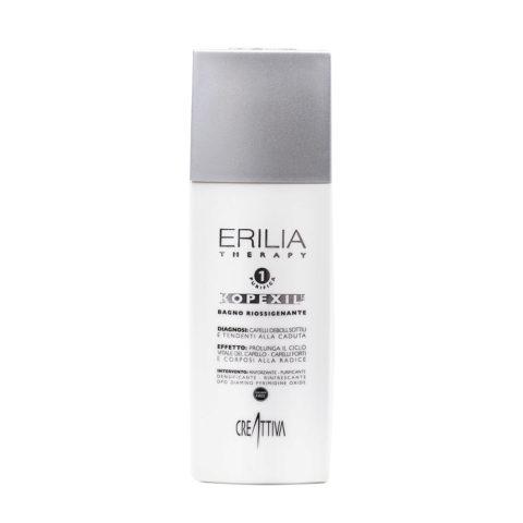 Erilia Kopexil Bagno Riossigenante 250ml - shampoo per capelli deboli e sottili
