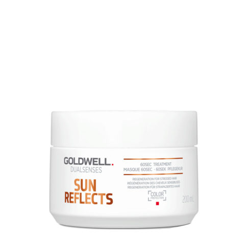 Goldwell Dualsenses Sun reflects 60 sec treatment 200ml - maschera solare idratante