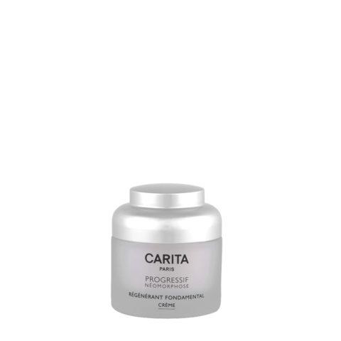 Carita Skincare Progressif Néomorphose Régénérant Fondamental Crème Revitalisante Réparatrice 50ml - crema riparatrice